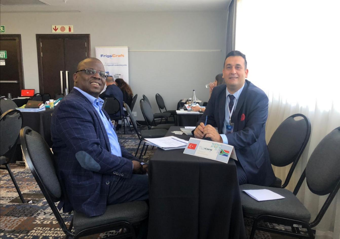 Güney Afrika B2B Toplantısı
