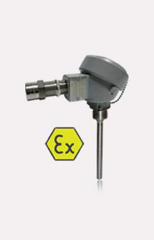 Pt100 Sıcaklık Sensörleri Ex-Proof